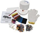 FUSEWORKS Glass Fused Jewellery Microwave Kiln Kit