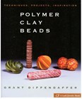 Polymer Clay Beads - (Hardcover Book)