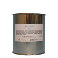 Alumi-UV 2 LBS  or 32 fl oz