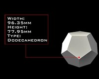 DODECAHEDRON Mold