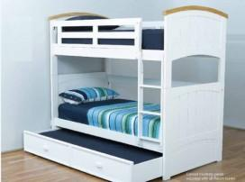 bunk bed king single solid new only goingbunks.biz