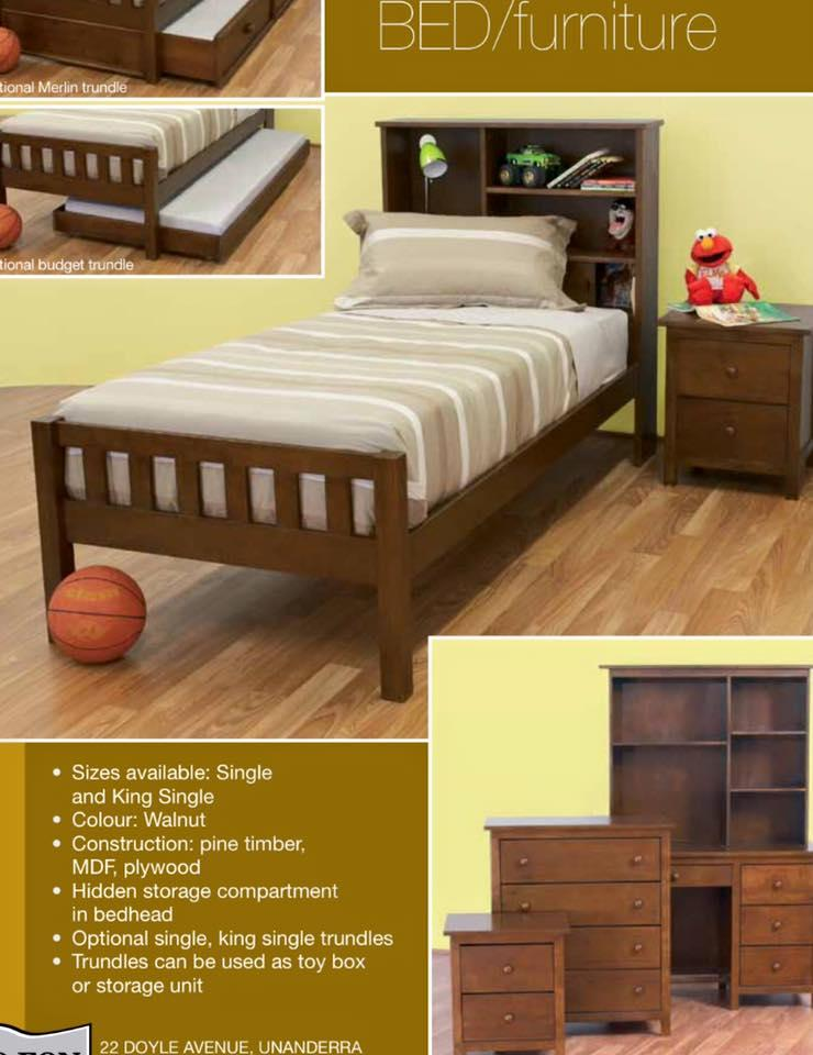 trundle bed with storage king single bed with storage plus trundle new 17580