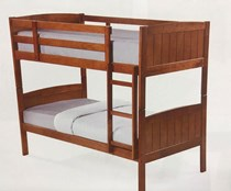 Bunk bed single SOLID  oak NEW CLEARANCE