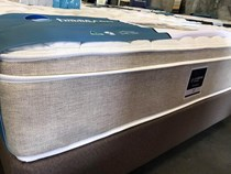 King single mattress only cruz pocket koil AH BEARD new