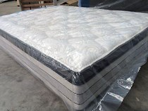 Mattress KING SIZE 5 zoned  MK2 LATEX pocket coil FIRM ,PLUSH OR MED  NEW