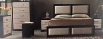 Queen bedroom suite 4 pce NEW DESIGN