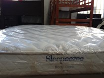 Mattress DOUBLE body care firm NEW