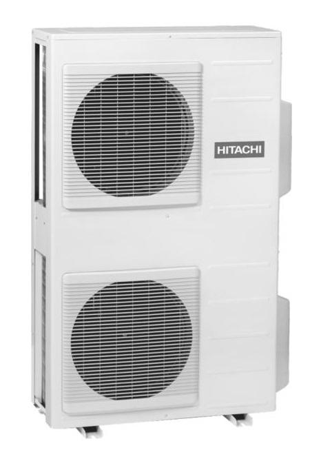 Hitachi Multizone Ram 130np6a 12 6kw Multi Split Outdoor