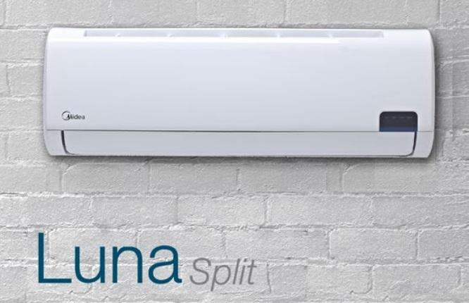 Midea Luna Lhwms18 E 5 1kw 17 400btu High Wall Split
