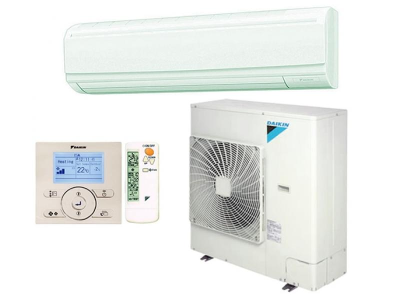 daikin skyair seasonal classic faq71c wall split air conditioning system. Black Bedroom Furniture Sets. Home Design Ideas