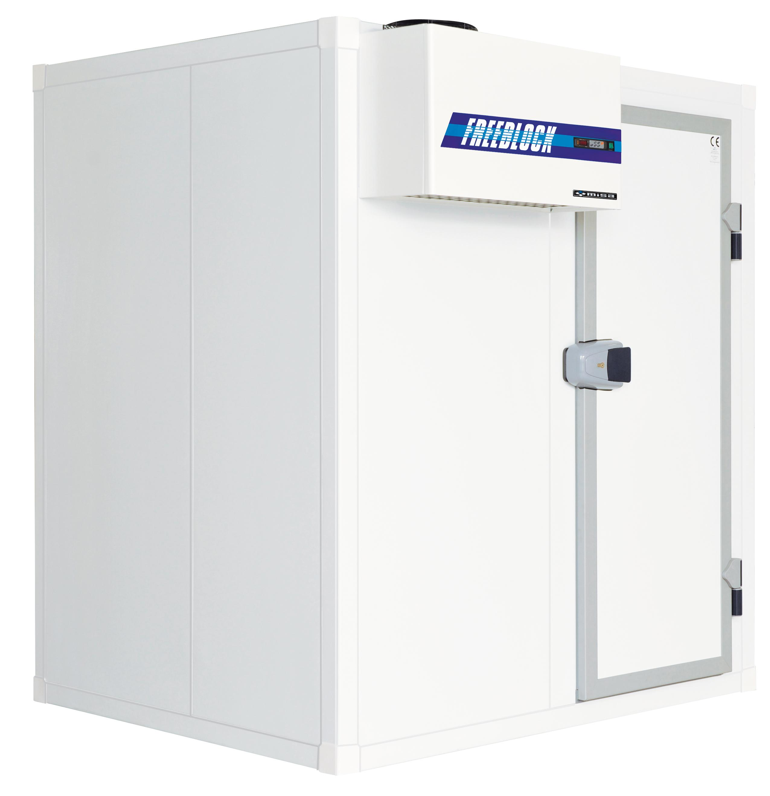 Misa Cold Rooms Optical And Acoustic Trapped Person Alarm